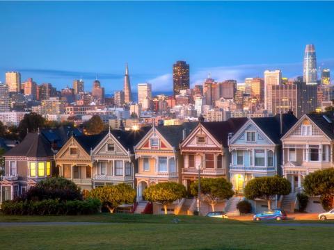 26. San Francisco, California