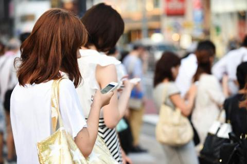 Texting others can keep you from conversing with the people around you.