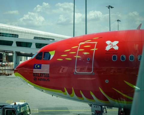 5. AirAsiaX