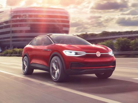 5. Volkswagen I.D. Crozz