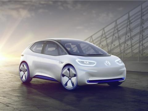 6. Volkswagen I.D.