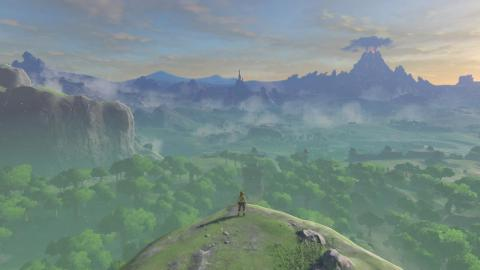 "7. ""The Legend of Zelda: Breath of the Wild"""