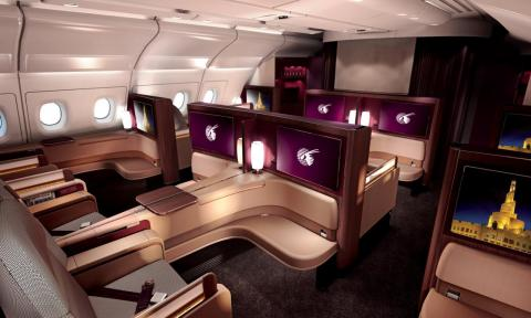 7. Qatar Airways