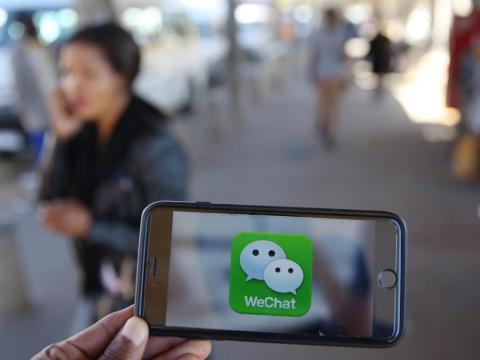 9. WeChat [RE]