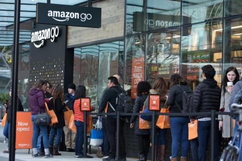 After just over a year of employees-only testing, Amazon finally opened its Amazon Go convenience store in Seattle in January. When it did, there were lines just to get in.