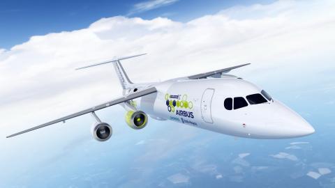 Airbus fan X