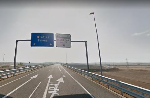 AP-41 Madrid-Toledo