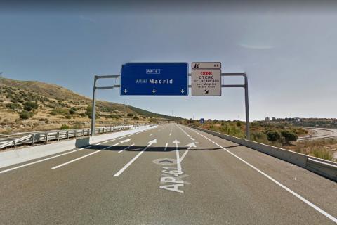 AP-61 Segovia-San Rafael