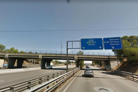 AP-7 Barcelona-Tarragona