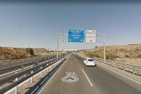 AP-7 Málaga-Estepona