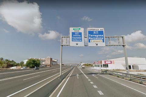 AP-7 Tarragona-Valencia