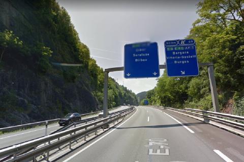 AP-8 Bilbao-Behovia