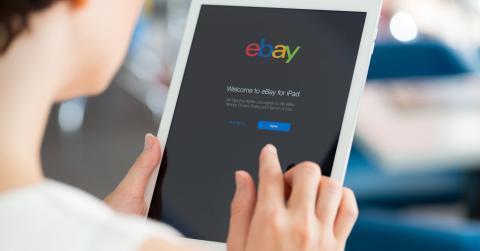 Apple Pay en eBay