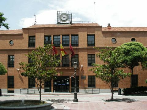 Ayuntamiento de Barajas