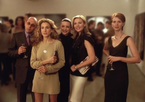 58. 'Sexo en Nueva York' (1998-2004), seis temporadas