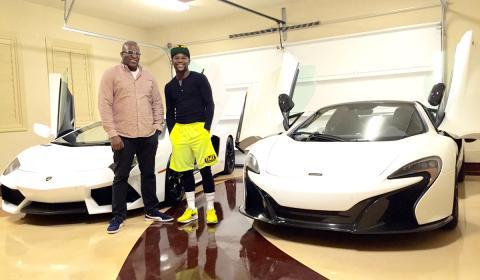 Bugatti, el broker de coches de lujo para millonarios