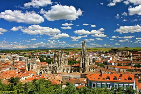 Provincia de Burgos.