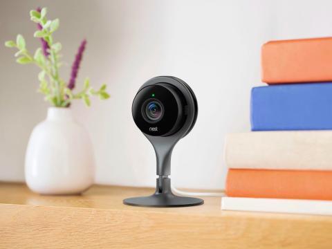 Cámara de vigilancia Nest