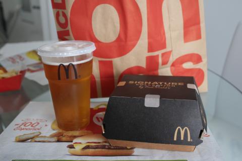 Cerveza McDonalds