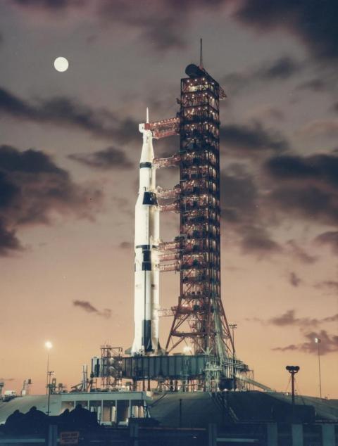 Cohete a la luna