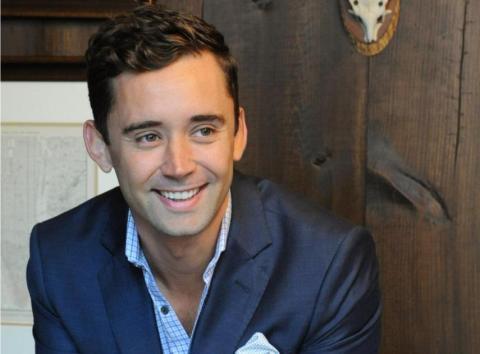 Colin Hunter, CEO Alton Lane