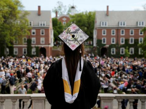 Una graduada [RE]