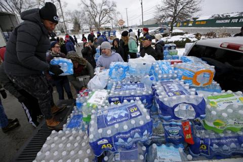 La crisis: El agua contaminada del pueblo de Flint [RE]