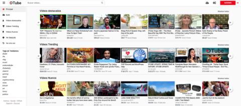 dtube alternativa youtube