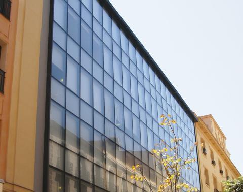 Edificio sede Centro para el Desarrollo Tecnológico Industrial