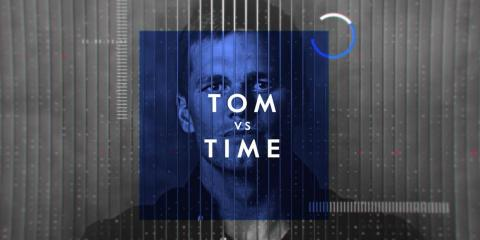 "Facebook Watch show ""Tom vs Time."""