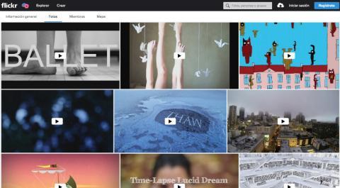 flickr alternativa youtube