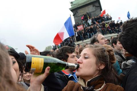 Los trabajadores franceses tienen 25 días de vacaciones.