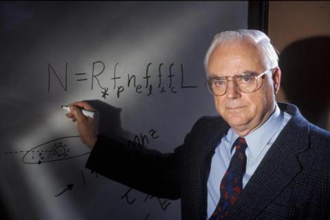 Frank Drake y su famosa ecuación [RE]