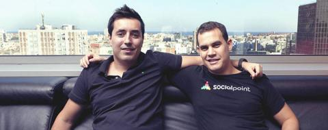 Fundadores de Social Point