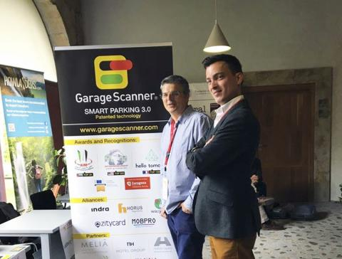 Garage Scanner