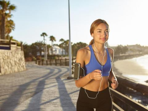 How to start running, according to an Olympian who now coaches runners