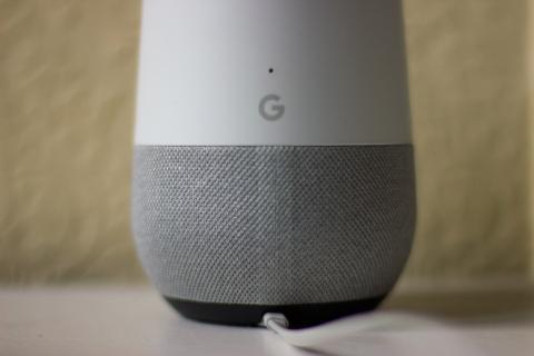Google Home Analisis