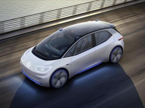 The I.D. will have a range of up to 373 miles.