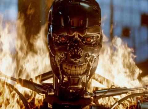 Inteligencia Artificial asesina