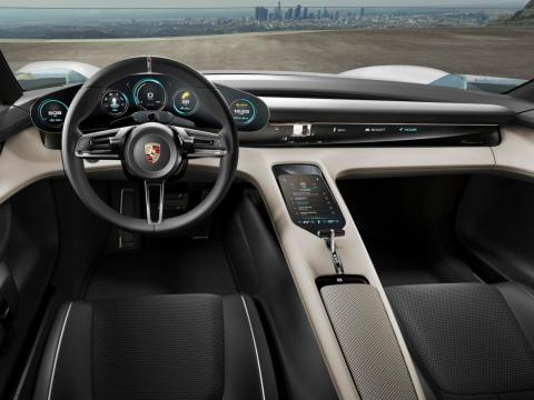Porsche says it will have over 300 miles of range.