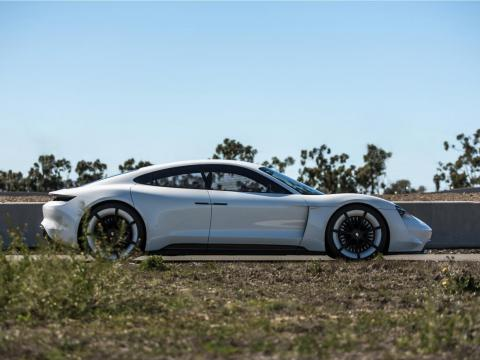 Porsche has said the Taycan will have over 600 horsepower and the ability to accelerate from 0-60 mph in less than 3.5 seconds.