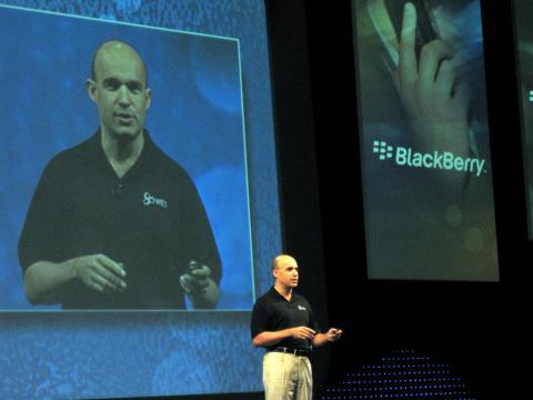 Jim Balsillie BlackBerry