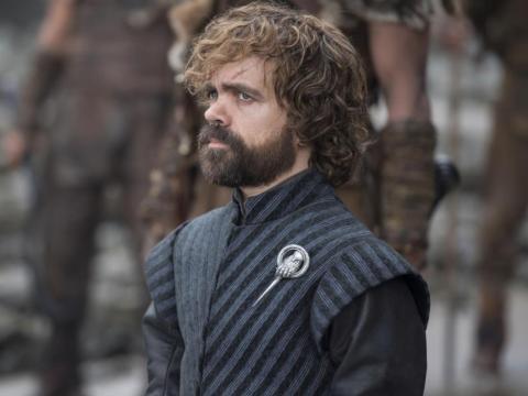 """Peter Dinklage in """"Game of Thrones"""""""