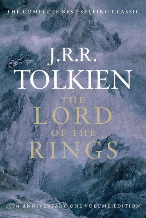 """""""The Lord of the Rings"""" by J.R.R. Tolkien"""