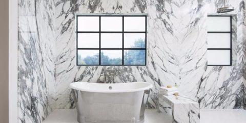 Baño mansión Lebron James