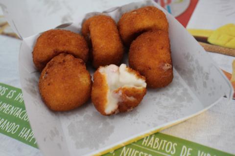 Mc Croquetas del McDonalds