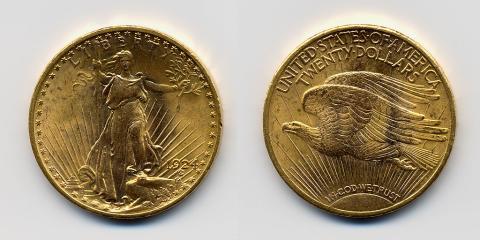 monedas ee.uu. oro