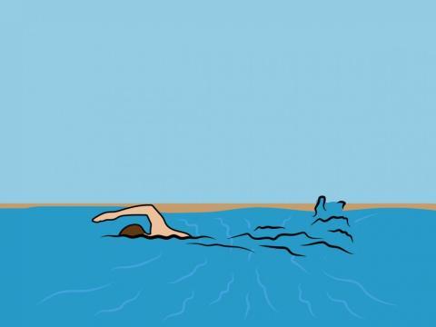 Mito: Nada siempre en paralelo a la costa si te arrastra la corriente [RE]