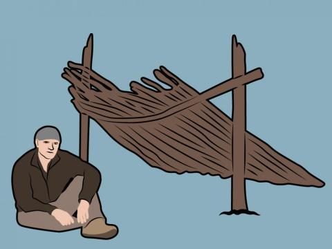 Mito: Un cobertizo es un gran refugio [RE]