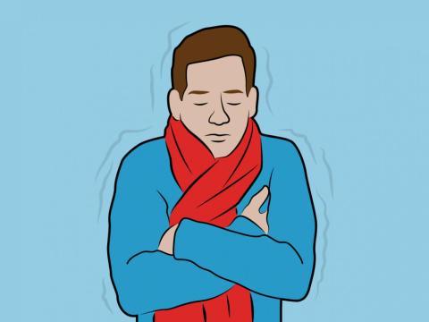 Mito: Frotar la piel de alguien o meterle en un baño caliente cuando está congelado [RE]